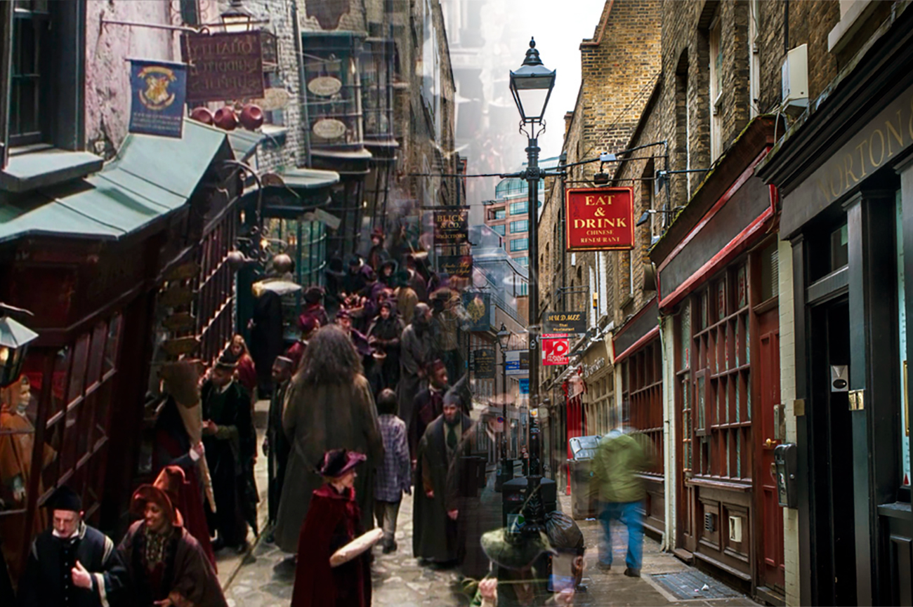 11Harry Potter