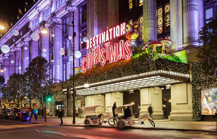 Visite guidée Londres et la Magie de Noel